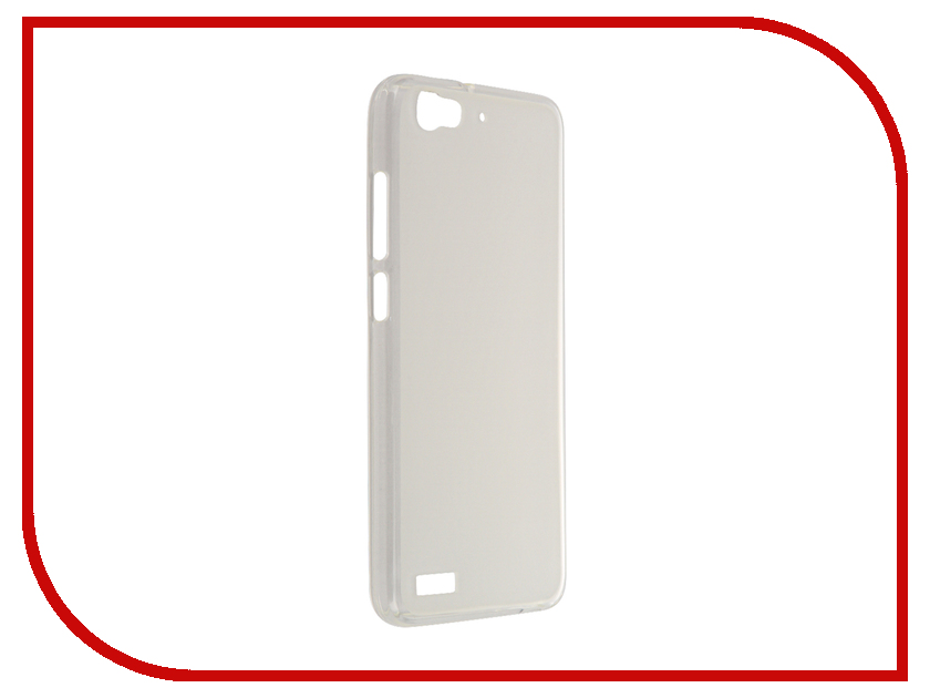 Аксессуар Чехол Huawei GR3 InterStep IS Slender Transparent HSD-HW00GR3K-NP1101O-K100<br>