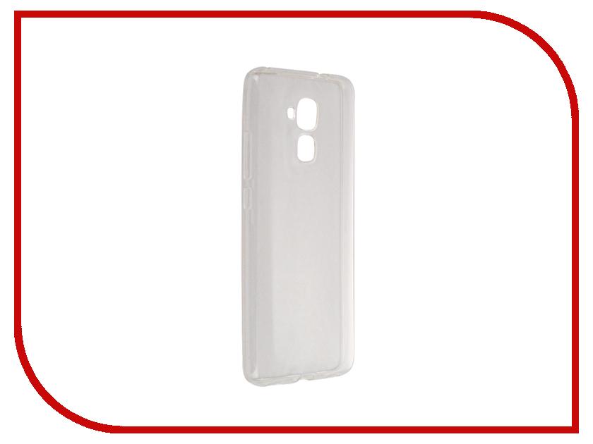 Аксессуар Чехол Huawei Honor 5C InterStep IS Slender Transparent HSD-HWH004CK-NP1101O-K100 46928<br>