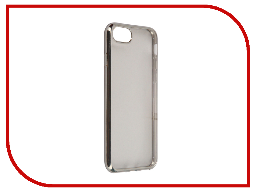 Аксессуар Чехол InterStep IS Frame для APPLE iPhone 7 Silver HFR-APIPH07K-NP1117O-K100<br>