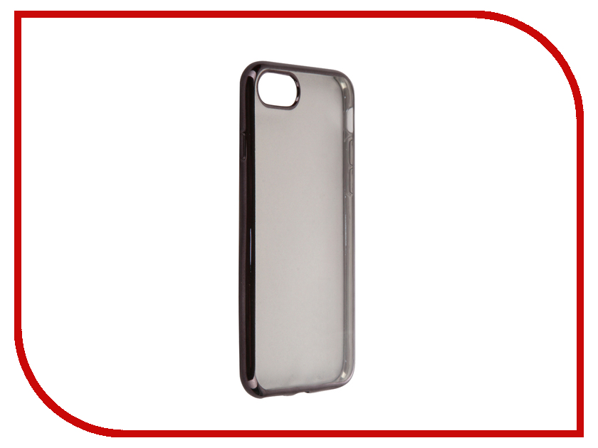 Аксессуар Чехол InterStep IS Frame для APPLE iPhone 7 Titanium HFR-APIPH07K-NP1119O-K100<br>