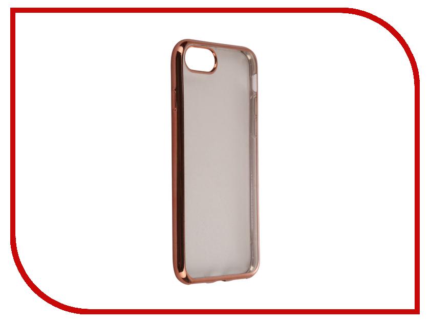 Аксессуар Чехол InterStep IS Frame для APPLE iPhone 7 Pink HFR-APIPH07K-NP1105P-K100<br>