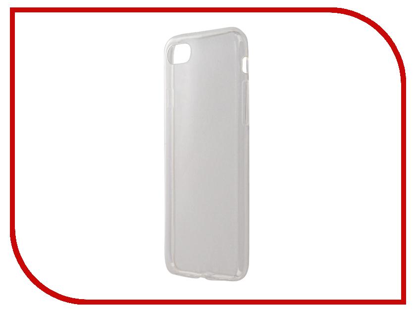 Аксессуар Чехол InterStep IS Slender для APPLE iPhone 7 Transparent HSD-APIPH07K-NP1101O-K100