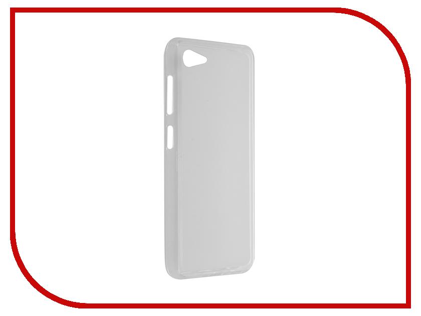 Аксессуар Чехол Lenovo ZUK Z2 InterStep IS Slender Transparent HSD-LNZ00Z2K-NP1101O-K100<br>