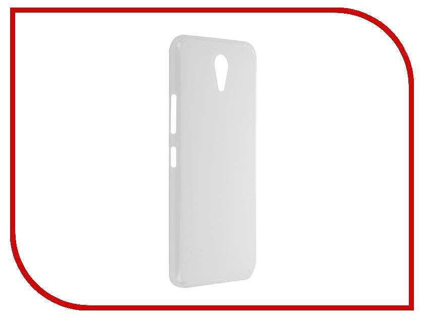 Аксессуар Чехол Lenovo ZUK Z1 InterStep IS Slender Transparent HSD-LNZ00Z1K-NP1101O-K100 47043<br>