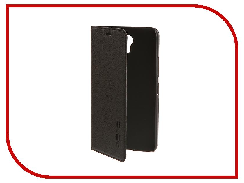 Аксессуар Чехол Lenovo ZUK Z1 InterStep IS Vibe Black HVB-LNZ00Z1K-NP1101O-K100