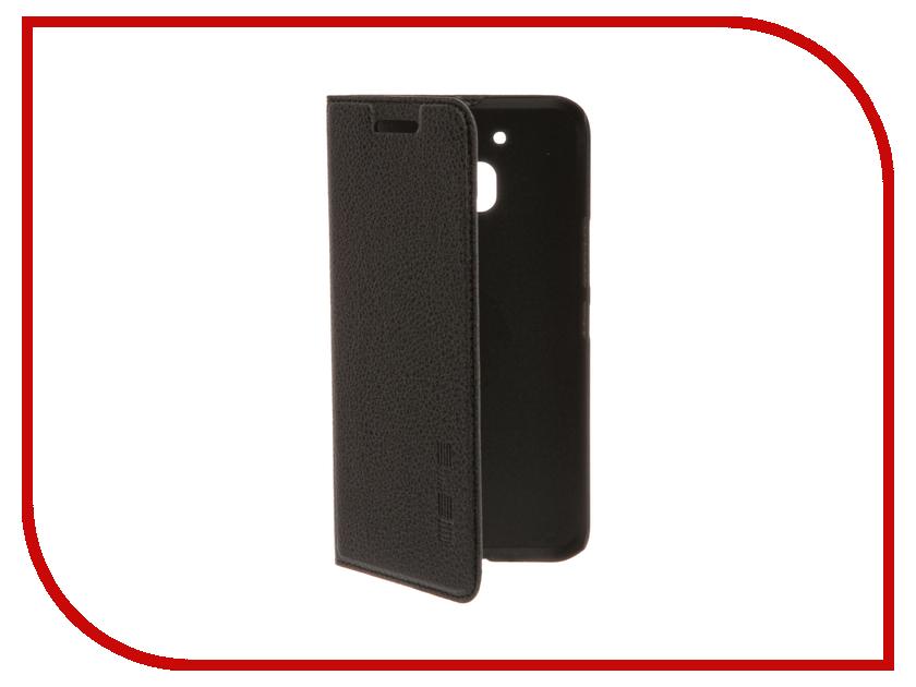Аксессуар Чехол HTC 10 / 10 Lifestyle InterStep IS Vibe Black HVB-HT00010K-NP1101O-K100 46948<br>