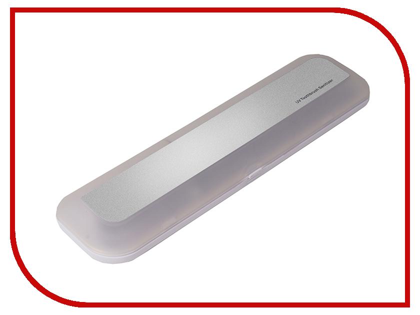 Облучатель Ergopower ER UV-03 для UV обработки зубной щетки limoni sicilian лак для ногтей магия сицилии тон 506 красный 7 мл