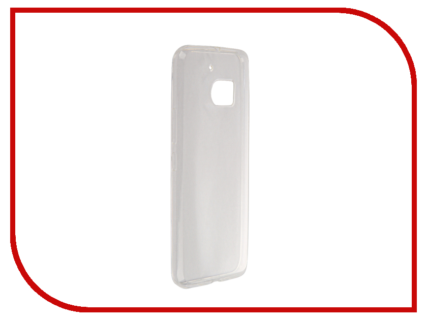 Аксессуар Чехол HTC 10 InterStep IS Slender Transparent HSD-HT00010K-NP1101O-K100<br>