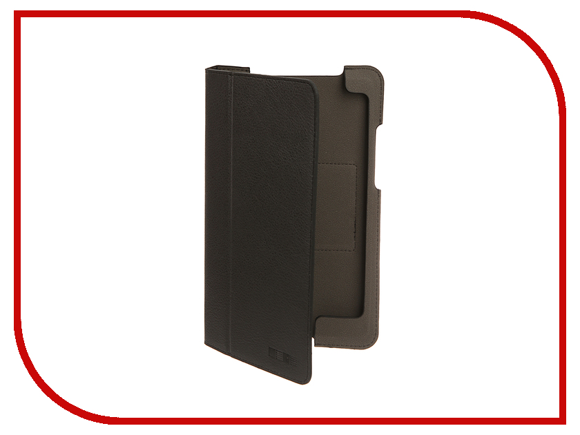 Аксессуар Чехол Lenovo Tab 3 850M InterStep Steve Black HST-LNT850MP-NK1301O-K100
