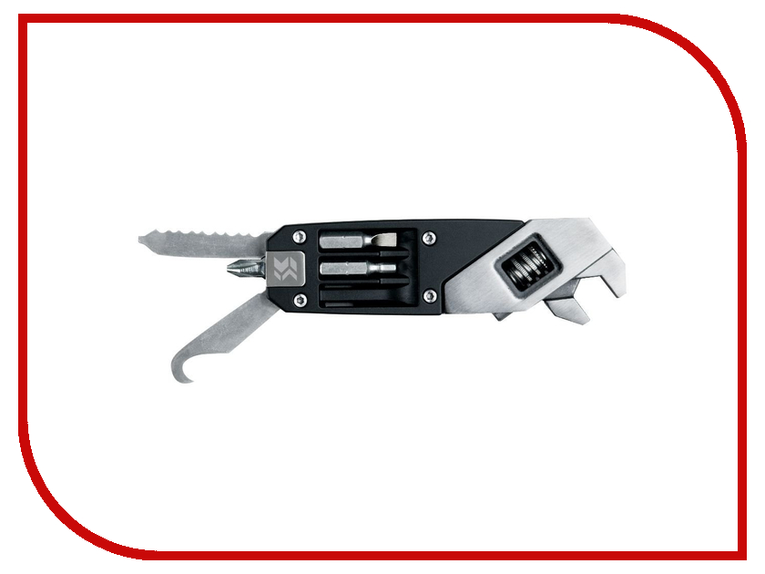 Мультитул Swiss+Tech XDrive Adjustable Wrench Tool Kit ST41070