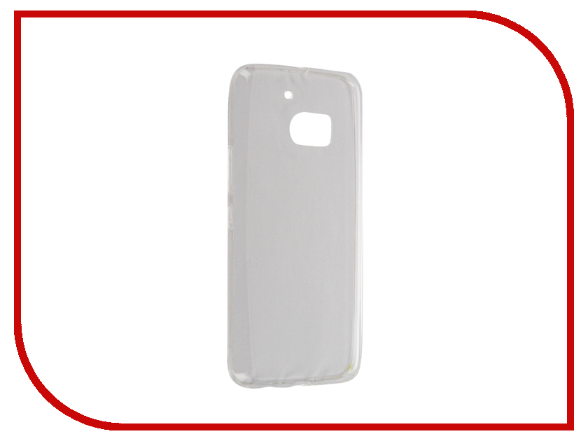 Аксессуар Чехол HTC 10 BROSCO Transparent HTC-10-TPU-TRANSPARENT аксессуар чехол htc u ultra brosco silicone transparent htc uu tpu transparent