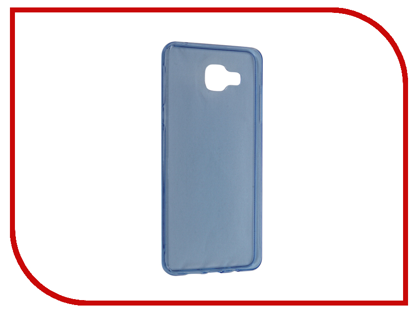 Аксессуар Чехол Samsung Galaxy A5 2016 BROSCO Blue SS-A5-TPU-BLUE