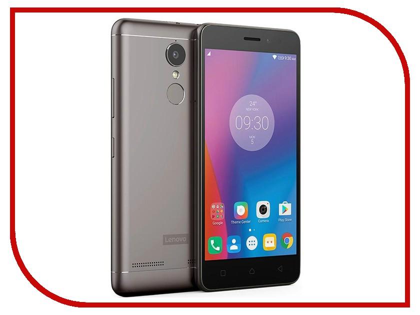 Сотовый телефон Lenovo K6 Power (K33a42) Grey v510z lenovo