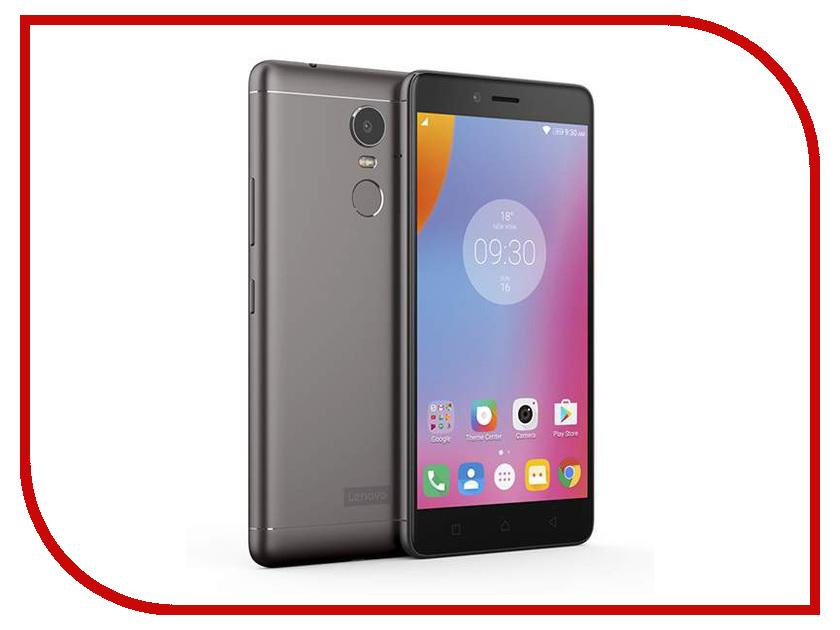 Сотовый телефон Lenovo K6 Note (K53a48) Dark Grey<br>