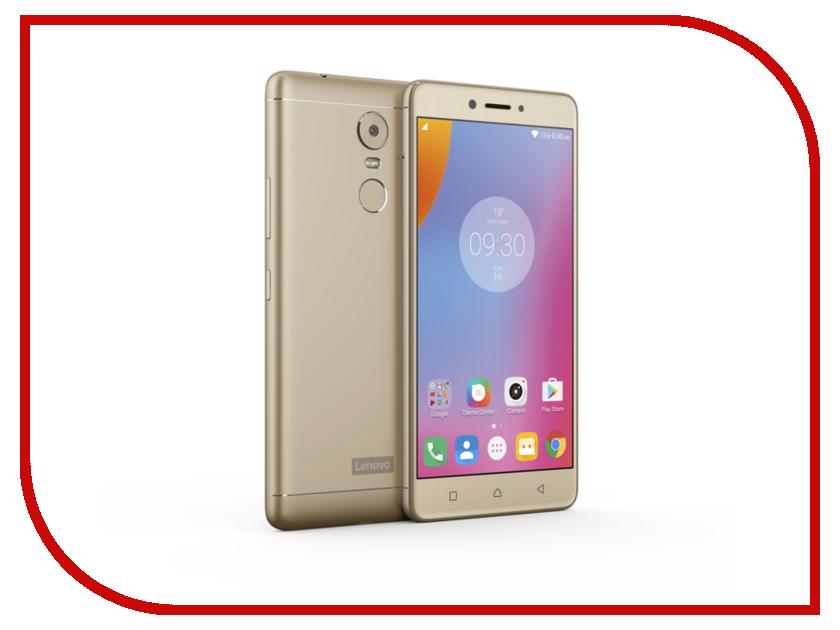 Сотовый телефон Lenovo K6 Note (K53a48) Gold a2020a40 lenovo тачскрин
