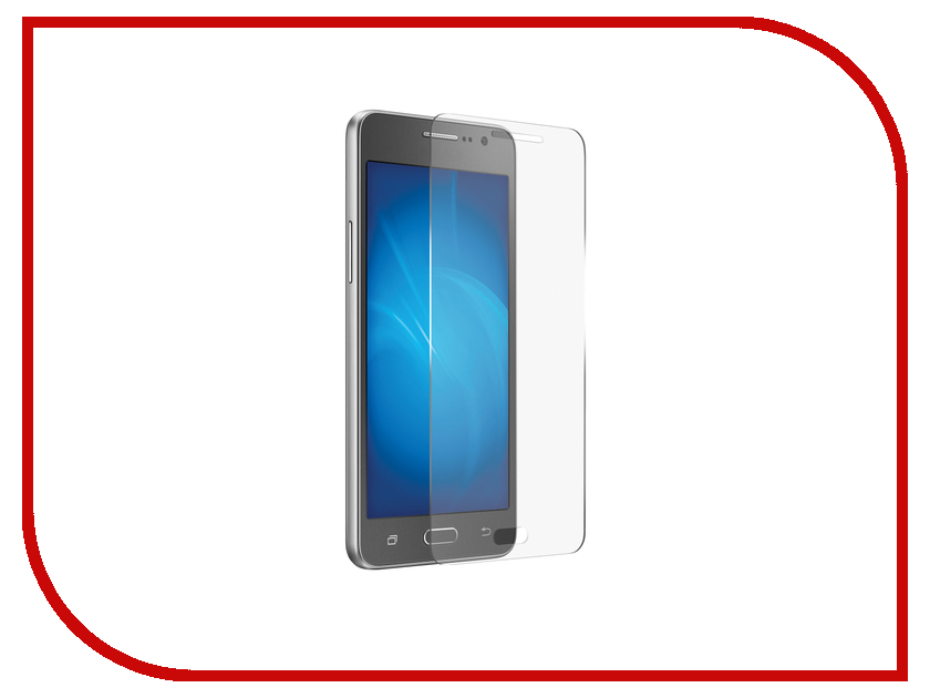 Аксессуар Закаленное стекло Samsung Galaxy J2 Prime / Grand Prime 2016 DF sSteel-50