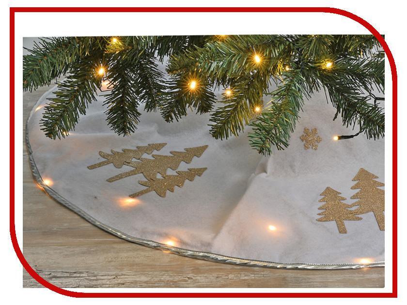 Украшение Koopman International Юбка для основания ёлки Новогодняя сказка 120cm DH8002430<br>
