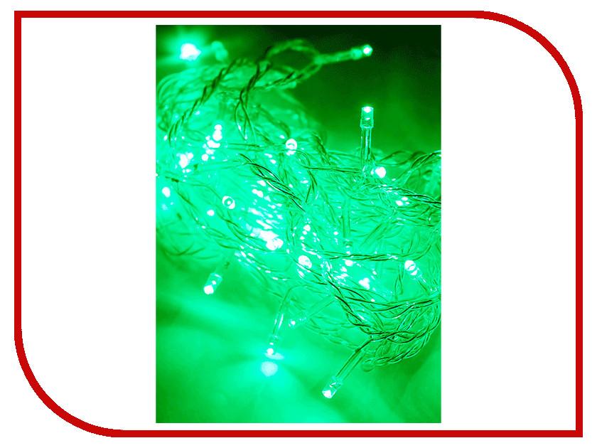 Гирлянда Космос Экономик 80 LED Green KOC_GIR80LED_G гирлянда космос экономик шарики витые 30 led multicolor koc gir30ledrubball2 rgb