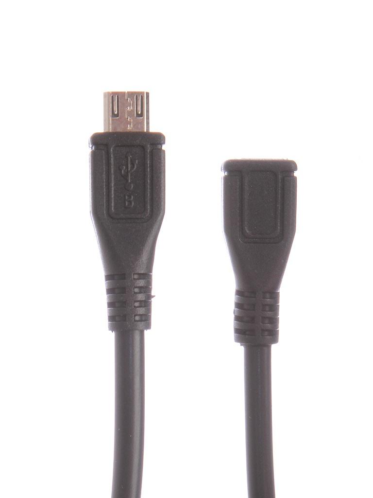 Аксессуар Espada USB Micro BM - BF 1m EUSBmcMF1m
