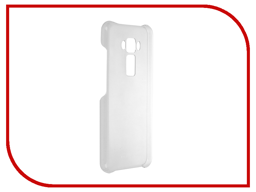 Аксессуар Чехол ASUS ZenFone 3 ZE520KL Clear Case Transparent 90AC01U0-BCS001<br>