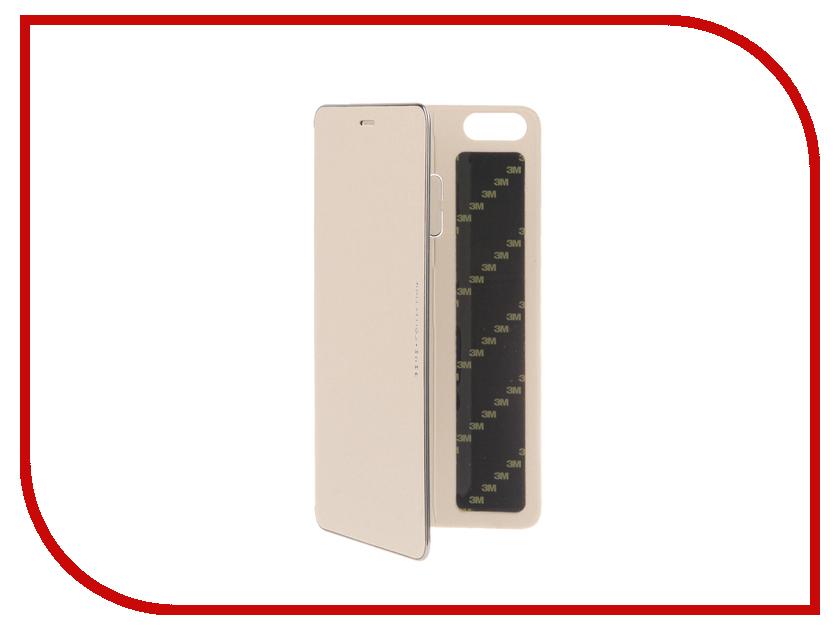Аксессуар Чехол ASUS ZenFone 3 Ultra ZU680KL Folio Cover Gold 90AC01I0-BCV002<br>