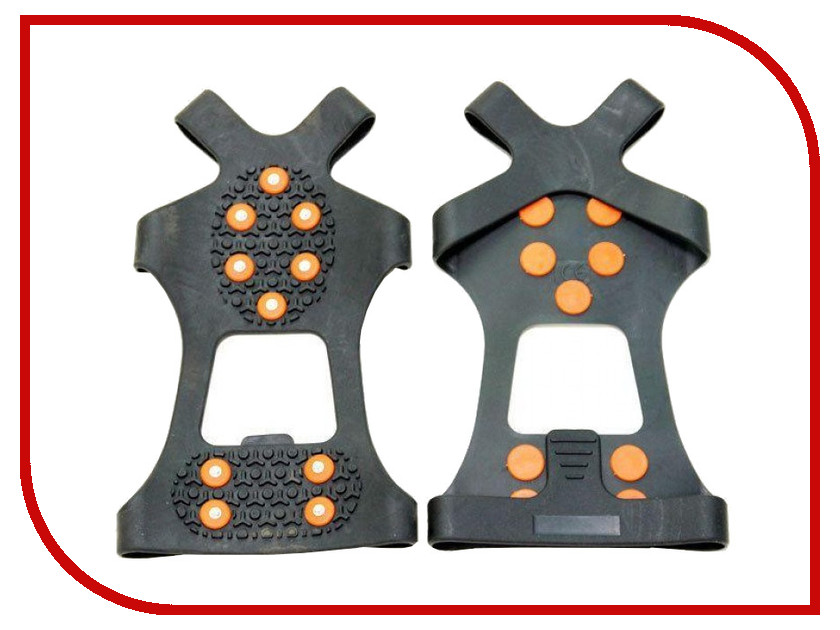 Ледоступы Hoxwell XL 43-48 10 шипов<br>