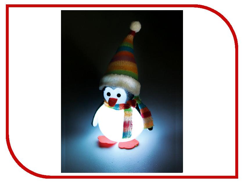 Новогодний сувенир Космос Пингвин KOCNL-EL121 украшение космос елочные игрушки kocnl el112
