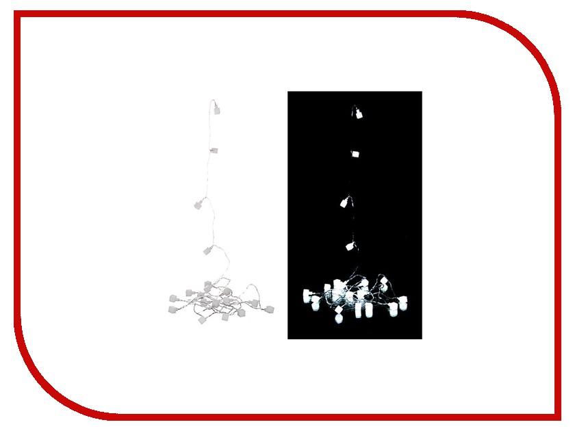 Гирлянда Lefard 20 LED 3m Warm White 857-012
