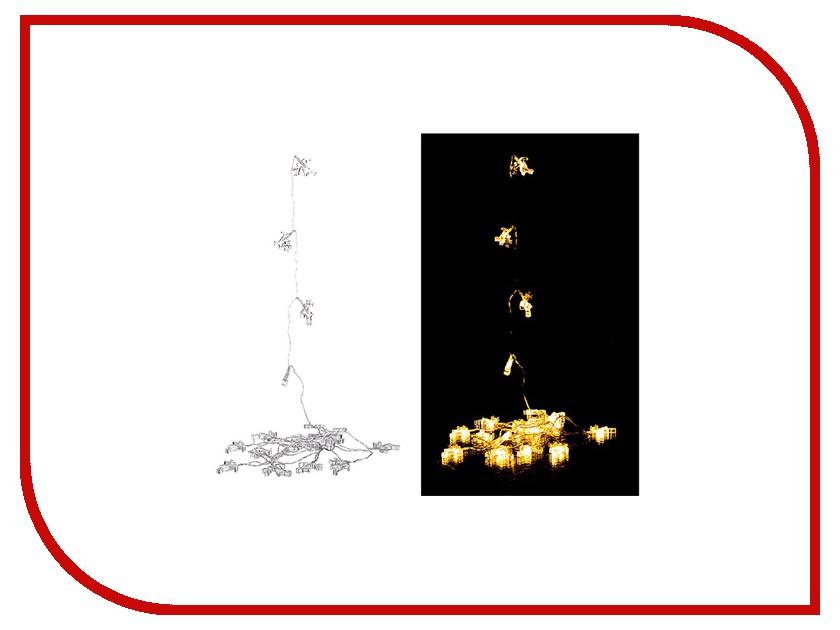 Гирлянда Lefard 40 LED 6m 220V Cold White 857-011 крючок lefard 768 304