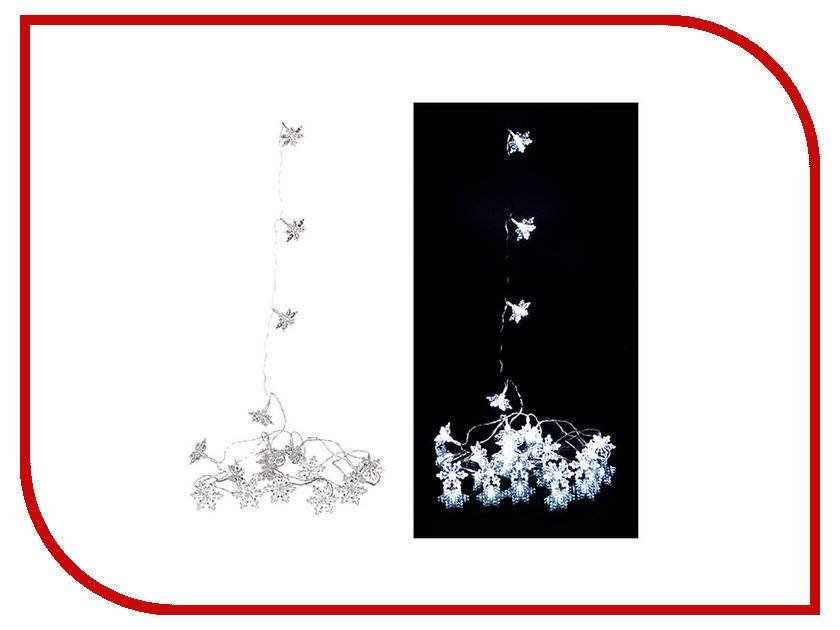 Гирлянда Lefard 20 LED 3m Cold White 857-008