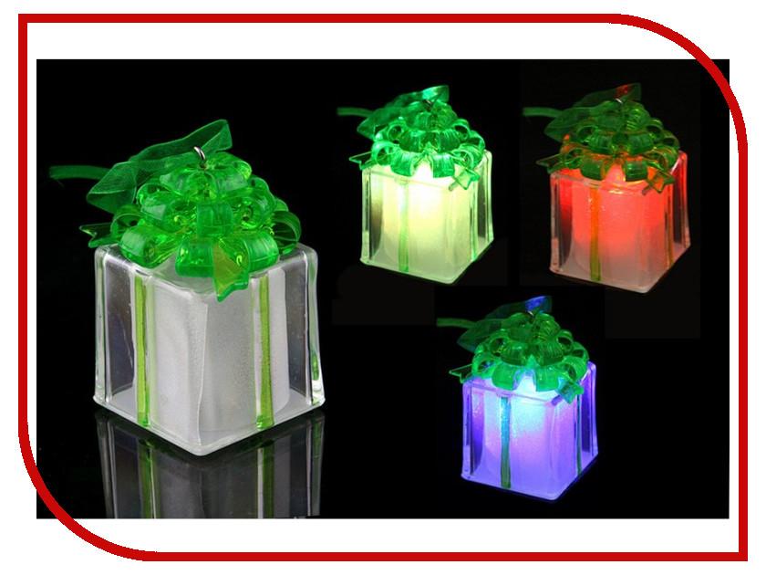 Новогодний сувенир Lefard Подарок 6x6x7cm 786-030