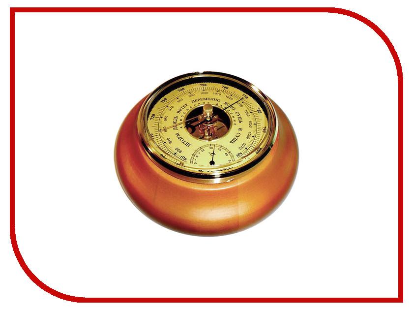 Барометр Утес БТК-СН-18 шлифованное золото
