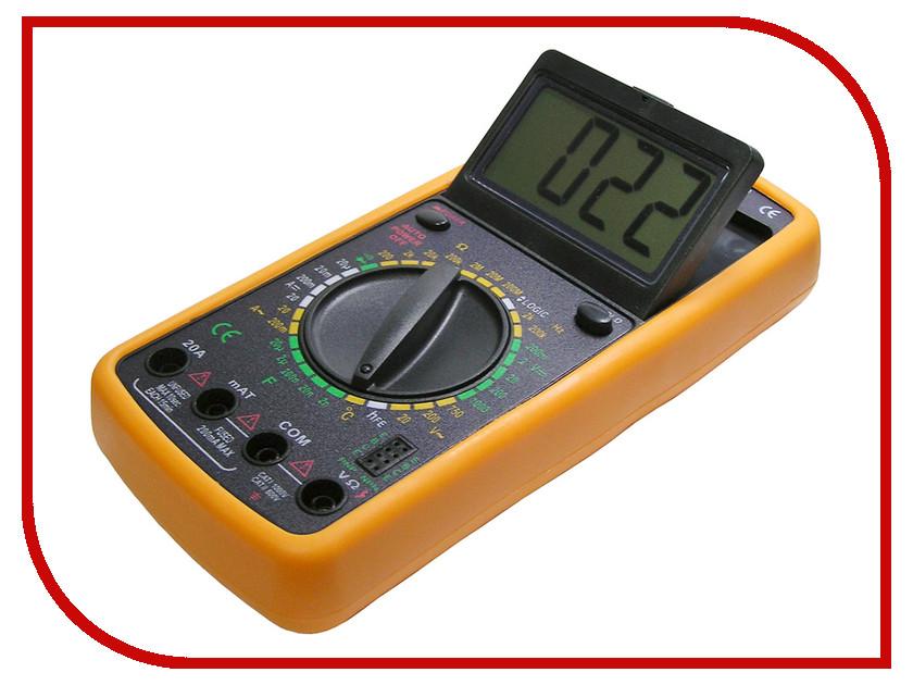 Мультиметр S-Line DT-9205A мультиметр ресанта dt 9205a