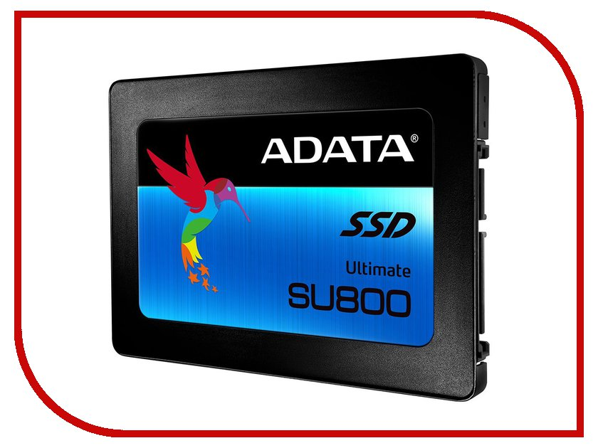 Жесткий диск 256Gb - A-Data Ultimate SU800 ASU800SS-256GT-C