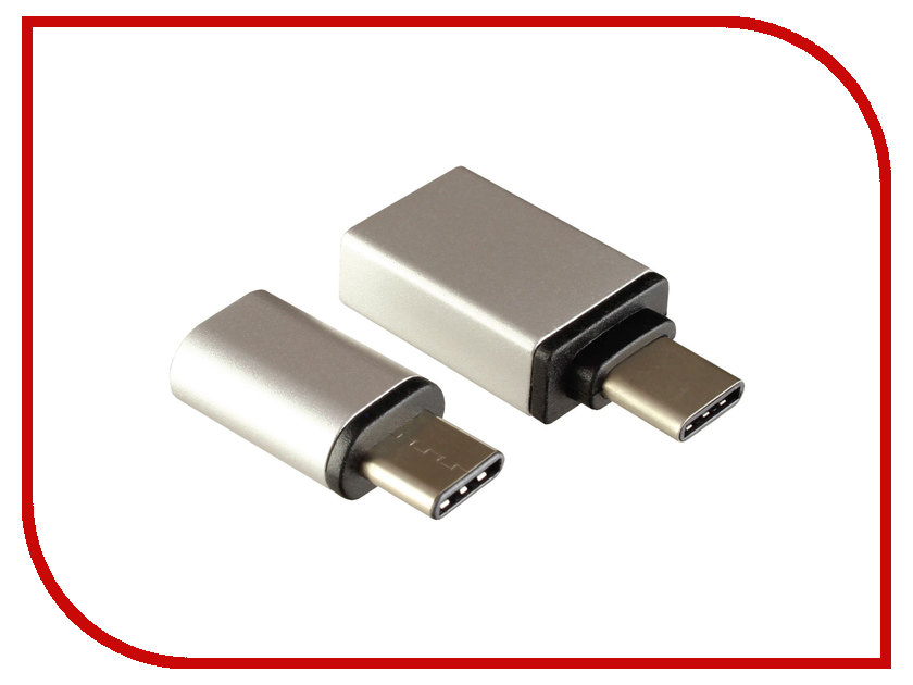 Аксессуар Ginzzu USB - USB Type-C 3.1 / MicroUSB Adapter GC-885S reliable convenient usb 3 0 type a female to female plug adapter extension connector coupler