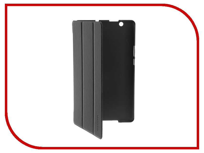 Аксессуар Чехол Huawei Media Pad M3 8.4 IT Baggage Black ITHWM384-1