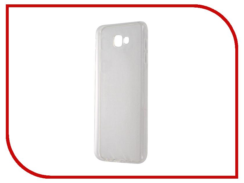 Аксессуар Чехол Samsung SM-G570F/DS Galaxy J5 Prime Zibelino Ultra Thin Case White ZUTC-SAM-J5-PRM-WHT