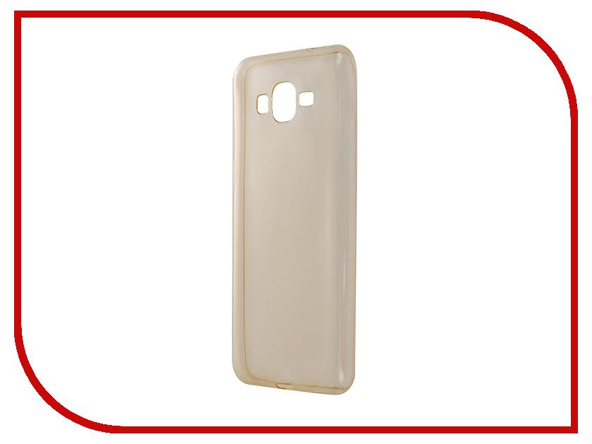 Аксессуар Чехол Samsung SM-G532F Galaxy J2 Prime Zibelino Ultra Thin Case Gold ZUTC-SAM-J2-PRM-GLD цены онлайн