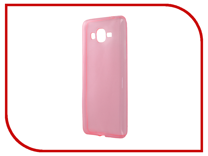 Аксессуар Чехол Samsung SM-G532F Galaxy J2 Prime Zibelino Ultra Thin Case Pink ZUTC-SAM-J2-PRM-PNK<br>