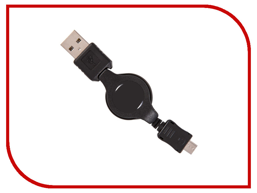 Аксессуар Pro Legend mini-USB 0.8m PL1310 606rd кисть кулинарная rondell mocco
