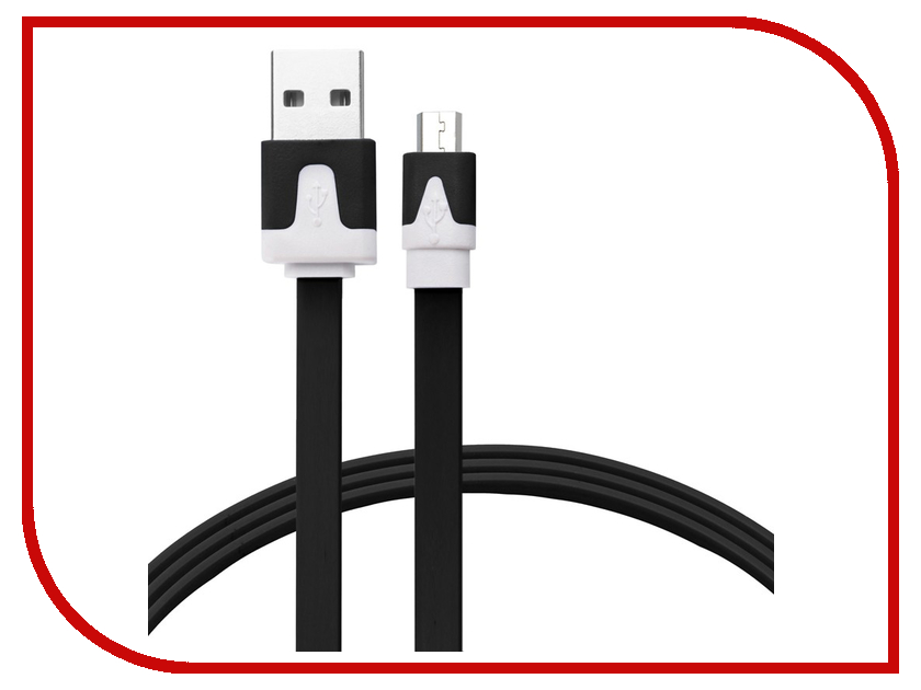 Аксессуар Pro Legend micro-USB 1m Black PL1311<br>