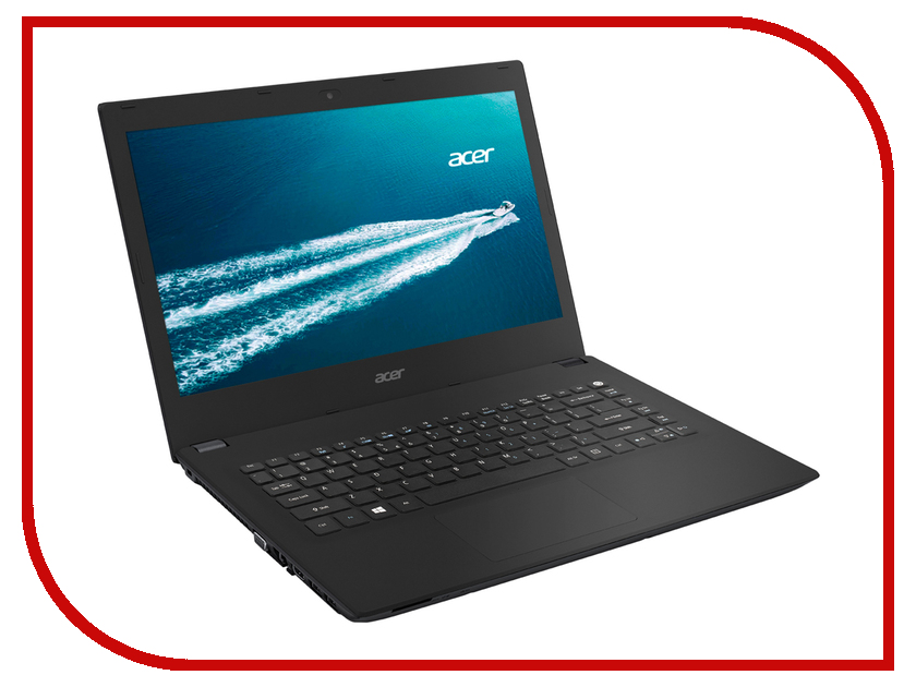Ноутбук Acer TravelMate TMP248-M-P4NV NX.VBEER.010 Intel Pentium 4405U 2.1 GHz/4096Mb/500Gb/DVD-RW/Intel HD Graphics/Wi-Fi/Bluetooth/Cam/14.0/1366&amp;#215;768/Linpus Linux<br>