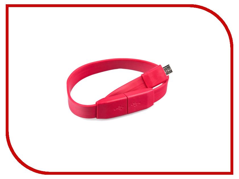 Аксессуар Pro Legend micro-USB 25cm Red PL1323<br>