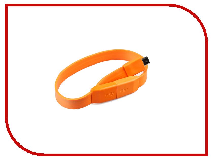 Аксессуар Pro Legend micro-USB 25cm Orange PL1324<br>