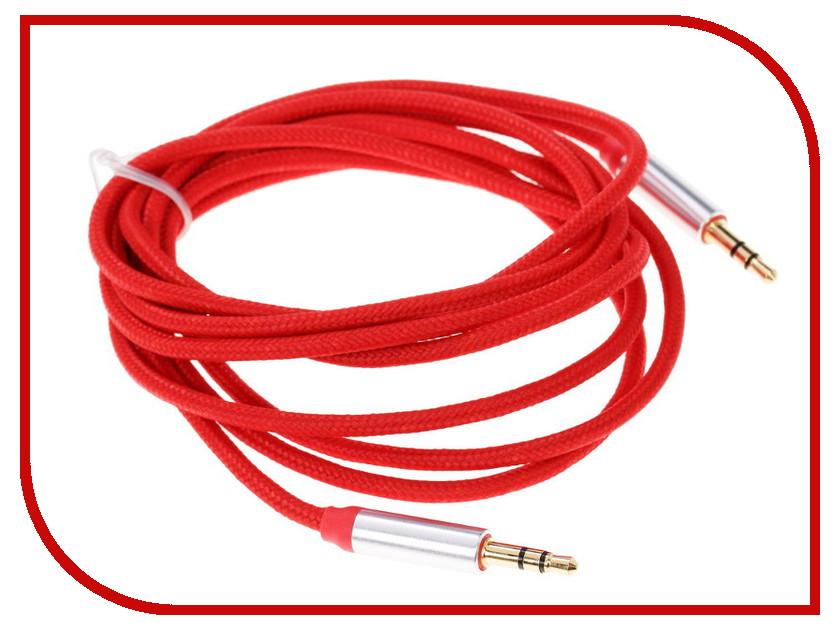 Аксессуар Pro Legend 3.5 Jack (M) 2m Red PL1012<br>