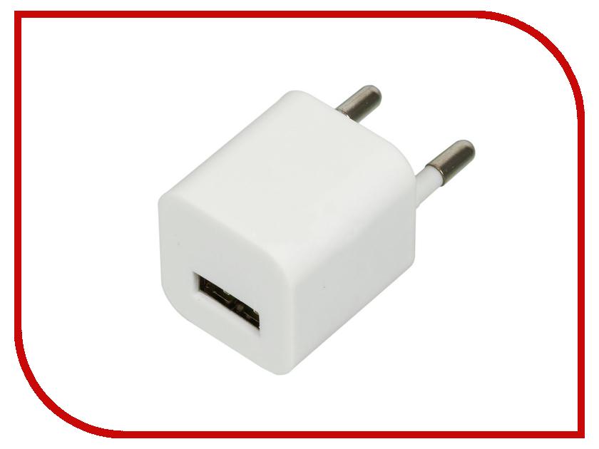 Зарядное устройство Ginzzu USB 1A GA-3005W