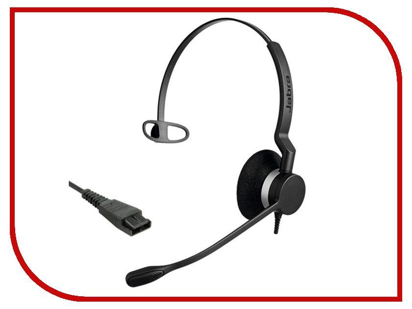 Jabra BIZ 2300 Mono QD E-STD NC WB 2303-820-104 гарнитура jabra motion uc 6640 906 100