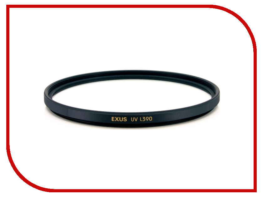 Светофильтр Marumi EXUS UV L390 62mm светофильтр marumi fit slim mc uv l390 55mm