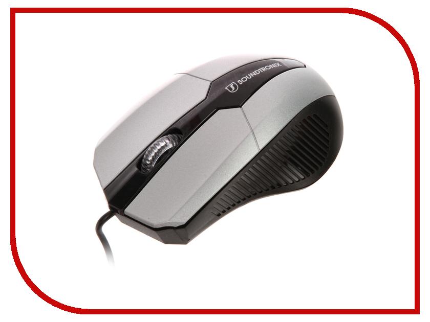 Мышь проводная Soundtronix S-M106 USB<br>