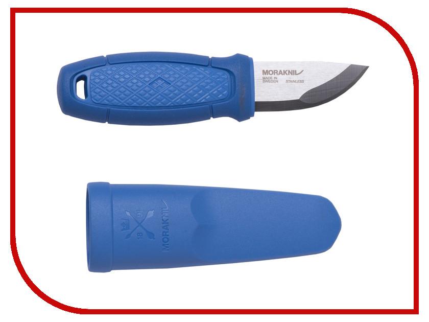 Нож Morakniv Eldris 12649 Blue - длина лезвия 58мм